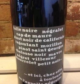 """2016 Vignobles Arbeau """"L' Appelle Negrette"""" Fronton Rouge, 750ml"""