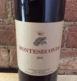2015  Montesecondo Toscana Rosso, 750ml