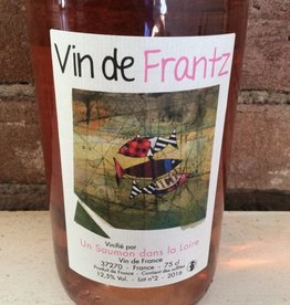 "2016 Frantz Saumon ""Vin de Frantz"" Rose,750ml"