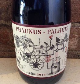 """2015 Aphros """"Phaunus"""" Palhete Amphora Rose,750ml"""