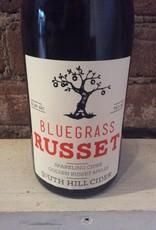 2015 South Hill Bluegrass Russet Cider,750ml
