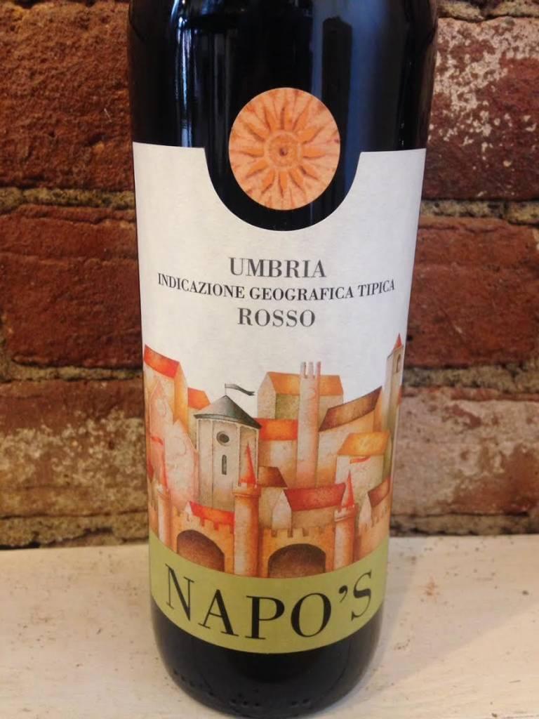 2015 Napo Umbrian Rosso, 750ml