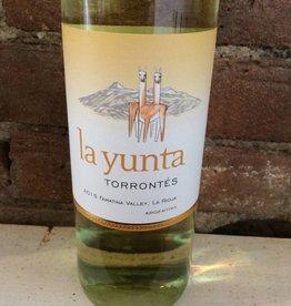 2016 La Yunta Torrontes,750ml