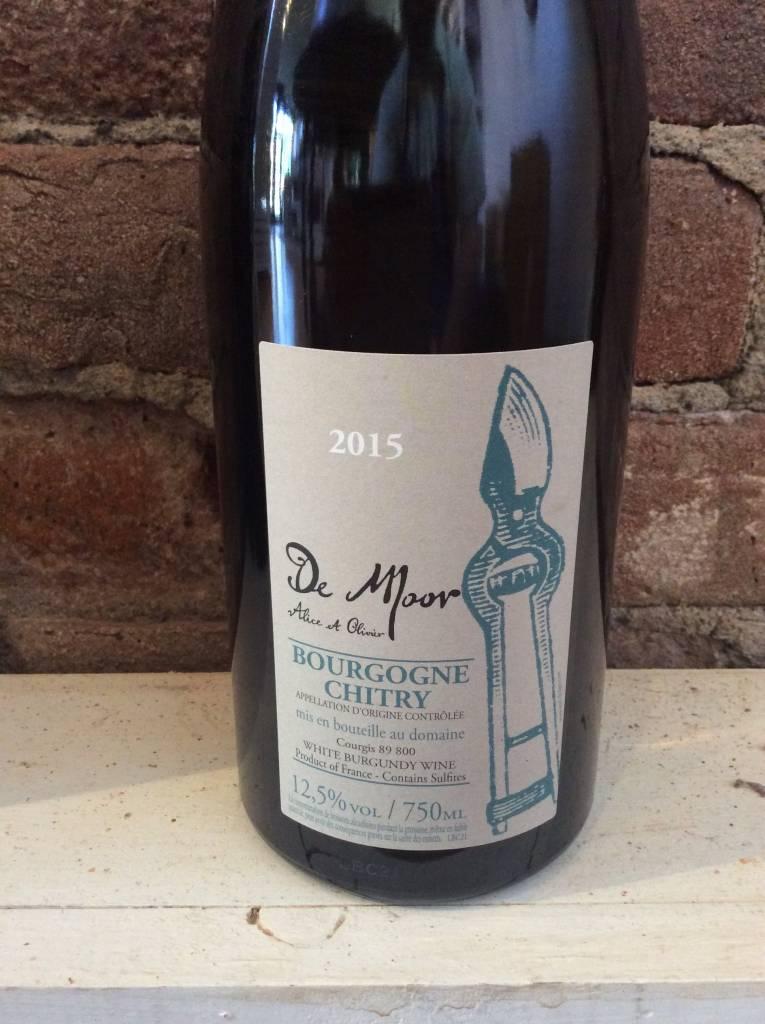 2015 Alice and Olivier De Moor Bourgogne Chitry,750ml