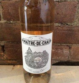 "2016 Maitre-de-Chai ""Poor Ranch"" Carignan Rose, 750ml"
