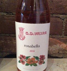 "2016 Vajra ""Rosabella"" Rose, 750ml"