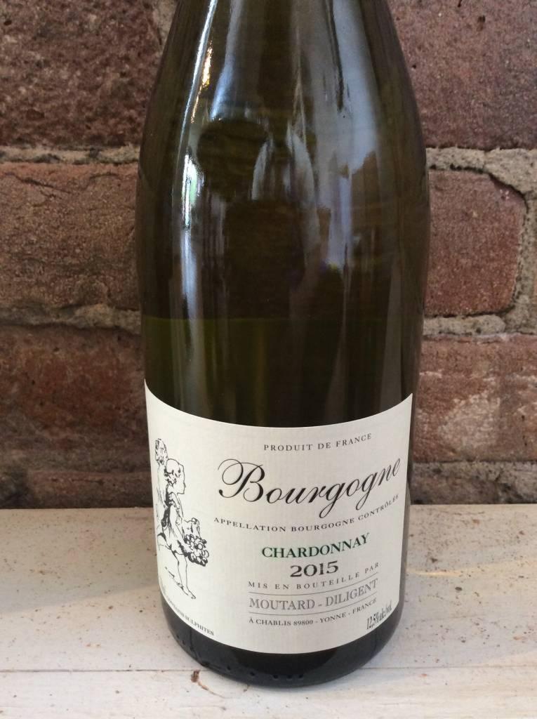 2015 Domaine Moutard-Diligent Bourgogne Blanc,750ml