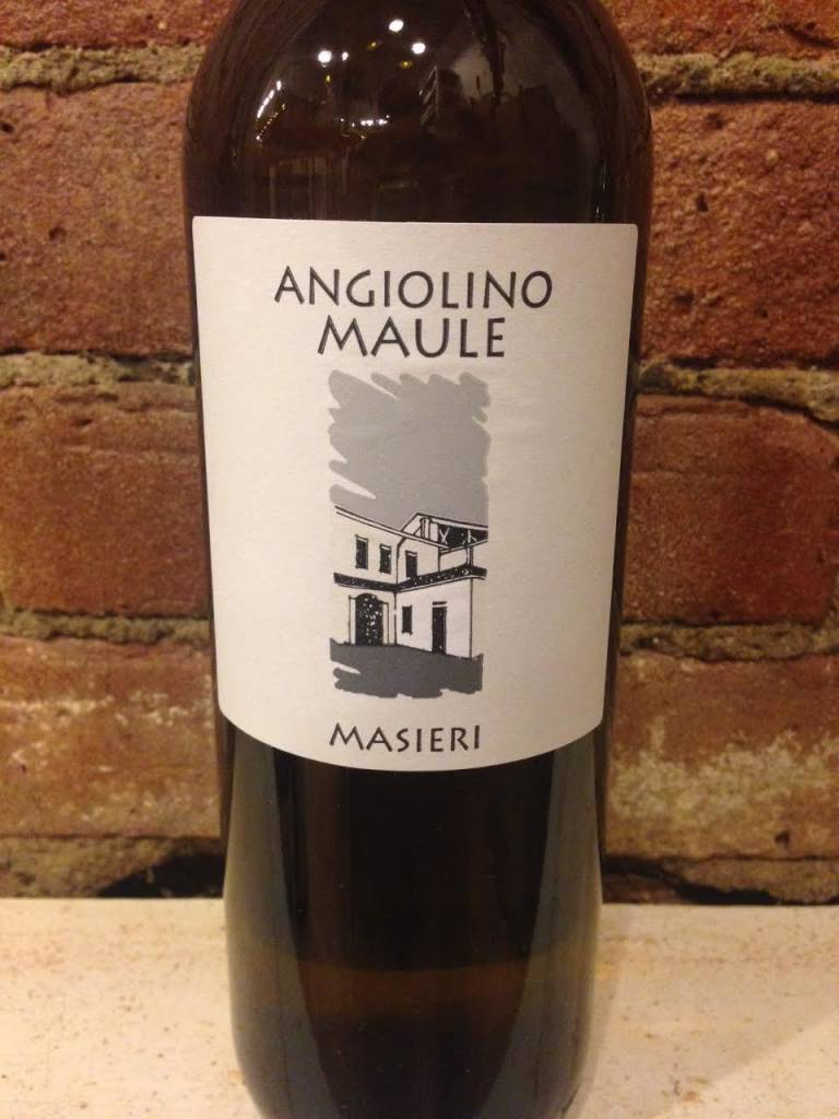 """2017 Angiolino Maule  """"La Biancara"""" IGT Veneto Bianco Masieri, 750ml"""