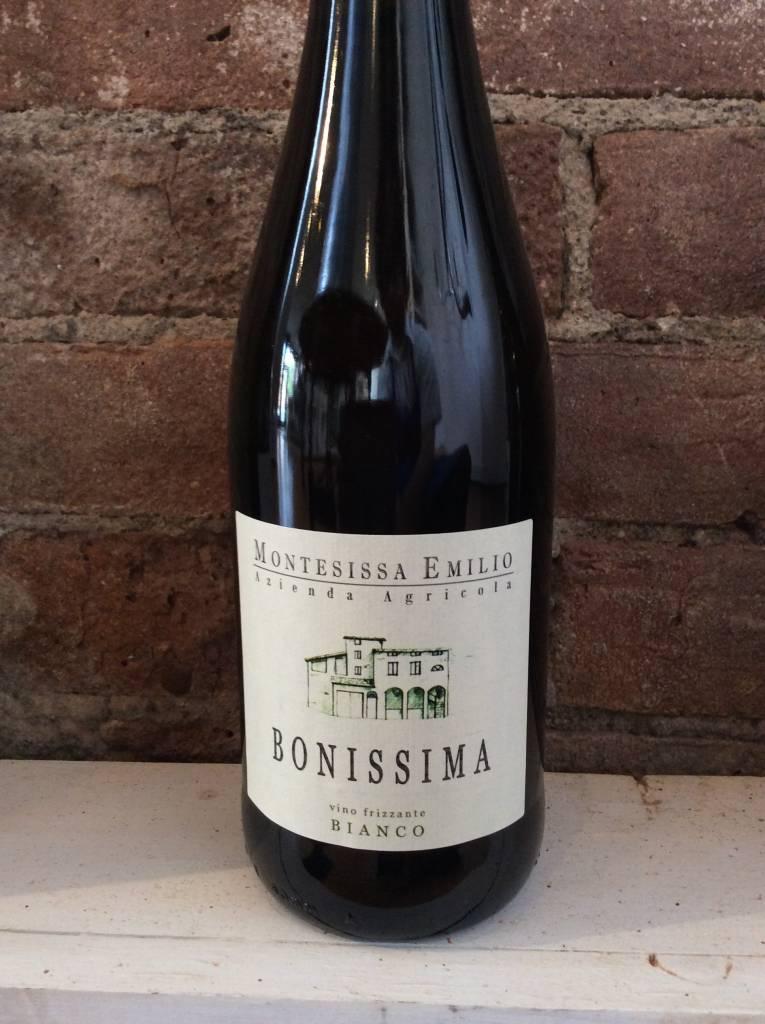 2015 Azienda Agricola Montesissa Bonissima Bianco Frizzante,750ml