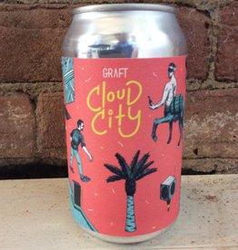 "Graft Cloud City ""Fuchsia District"" Cider, 12oz can"
