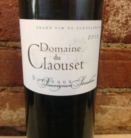 2016 Domaine du Claouset Bordeaux Blanc, 750ml