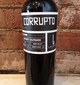 "2016 Laurent Family ""Corrupto"" Cabernet Sauvignon Valle Curico,750ml"