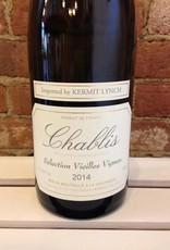 """2015 Domaine Savary Chablis """"Vielles Vignes"""", 750ml"""