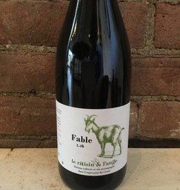 2016 Le Raisin et L'Ange VDF La Fable, 750ml