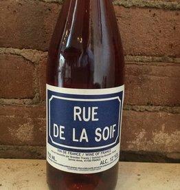 "2016 Brendan Tracey ""Rue de la Soif"" VDF Rose, 750ml"
