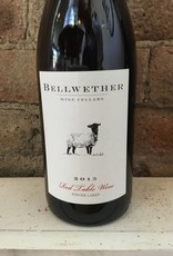 2015 Bellwether Red Table Wine, 750ml