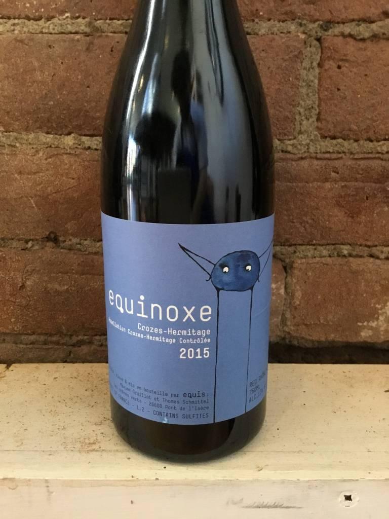 "2016 Maxime Graillot Equis ""Equinoxe"" Crozes-Hermitage, 750ml"