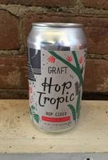 "Graft ""Hop Tropic"" Cider, 12oz Can"