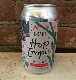 "Graft ""Hop Tropic"" Cider, 12oz Can"