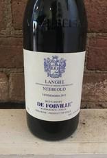 """2015 De Forville Langhe Nebbiolo """"Vendemmia"""", 750ml"""