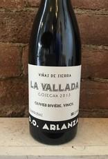 """2013 Olivier Riviere Arlanza """"La Vallada"""", 750ml"""