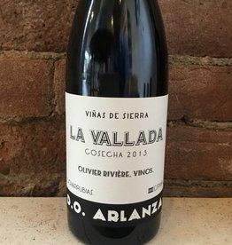 "2013 Olivier Riviere Arlanza ""La Vallada"""