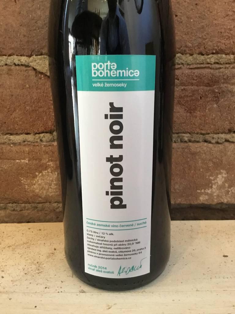 2014 Porta Bohmica Pinot Noir, 750ml