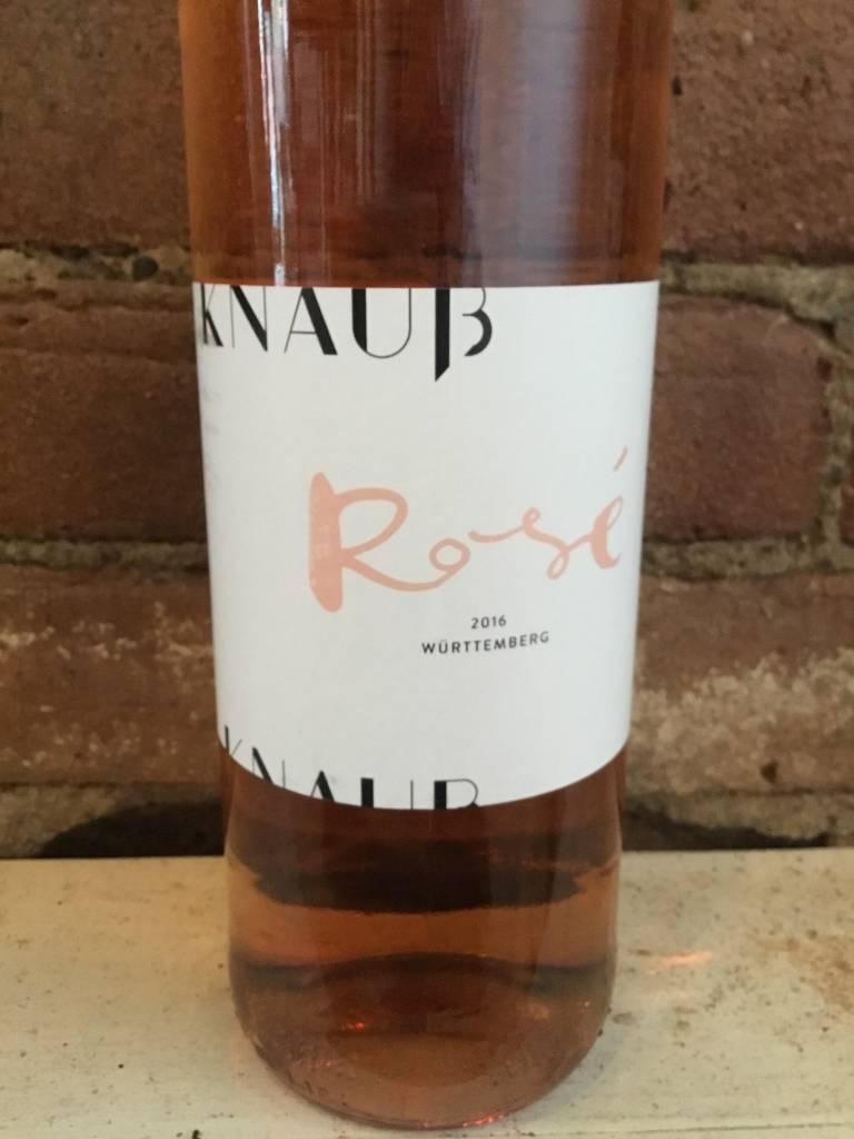2016 Weingut Knauss Rose, 750ml