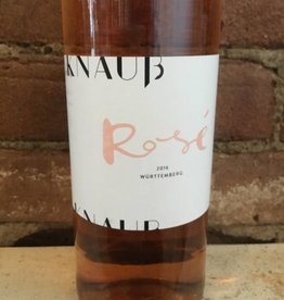 2016 Weingut Knauss Rose, 750ml