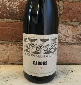 "2015 Combel La Serre Cahors ""Pur Fruit du Causse"", 750ml"