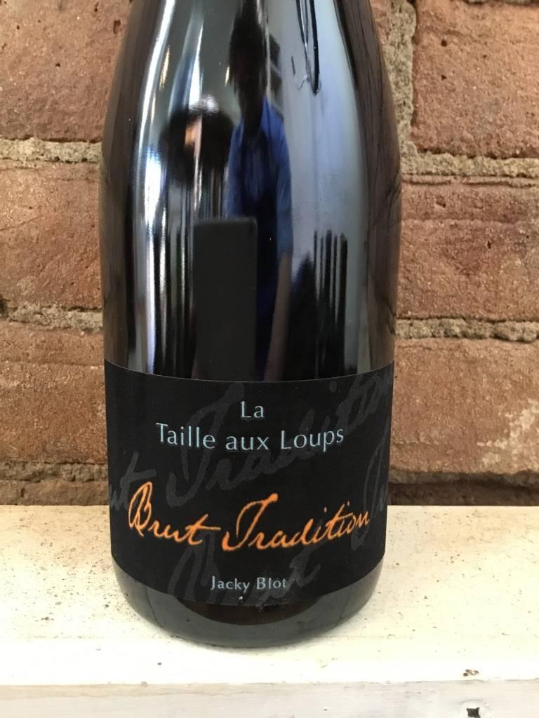 NV Taille aux Loups Montlouis Petillant 'Burt Tradition', 750ml