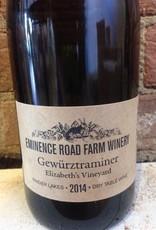 "2014 Eminence Road Farm Gewurztraminer ""Elizabeth's Vineyard"", 750ml"