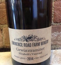 "2014 Eminence Road Farm Gewurztraminer ""Elizabeth's Vineyard"", 750ml"