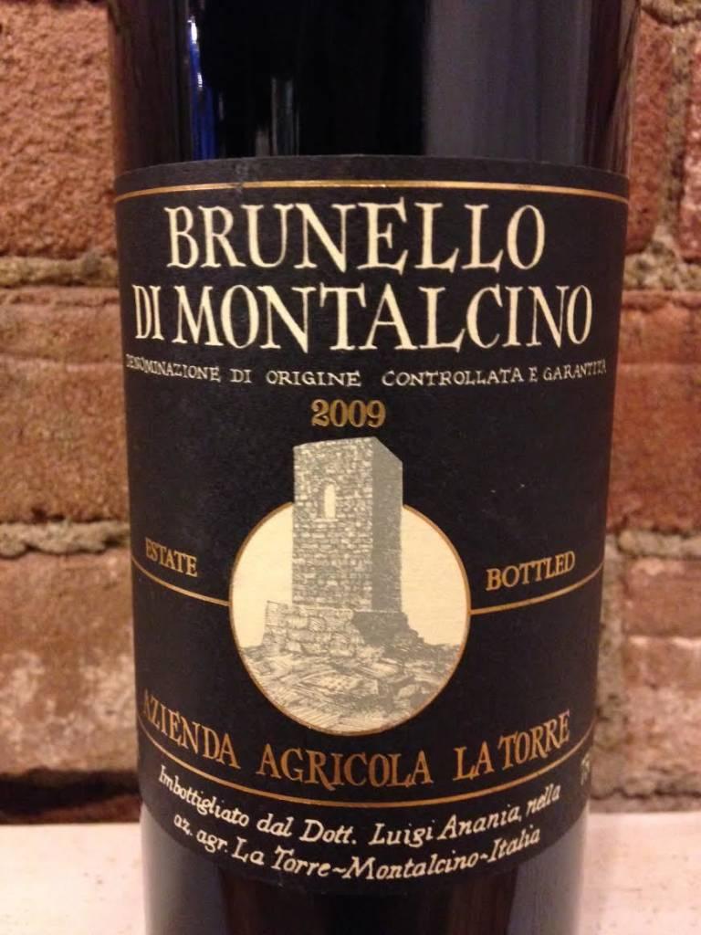 2012 La Torre Brunello di Montalcino, 750ml