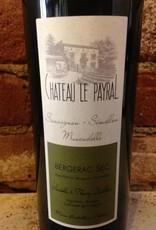 2017 Chateau Payral Bergerac Blanc, 750ml