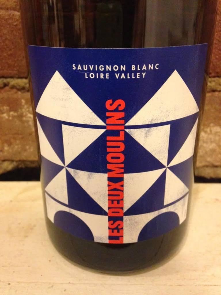 2016 Les Deux Moulins Sauvignon Blanc VDP Loire,750ml