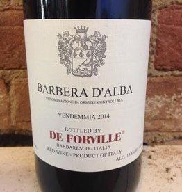 2017 De Forville Barbera D'Alba, 750ml
