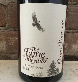 2015 Eyrie Vineyards Willamette Valley Pinot Noir, 750ml