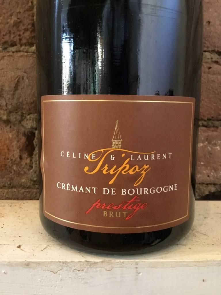 """2011 Celine et Laurent Tripoz """"Prestige"""" Cremant Brut, 1.5L"""