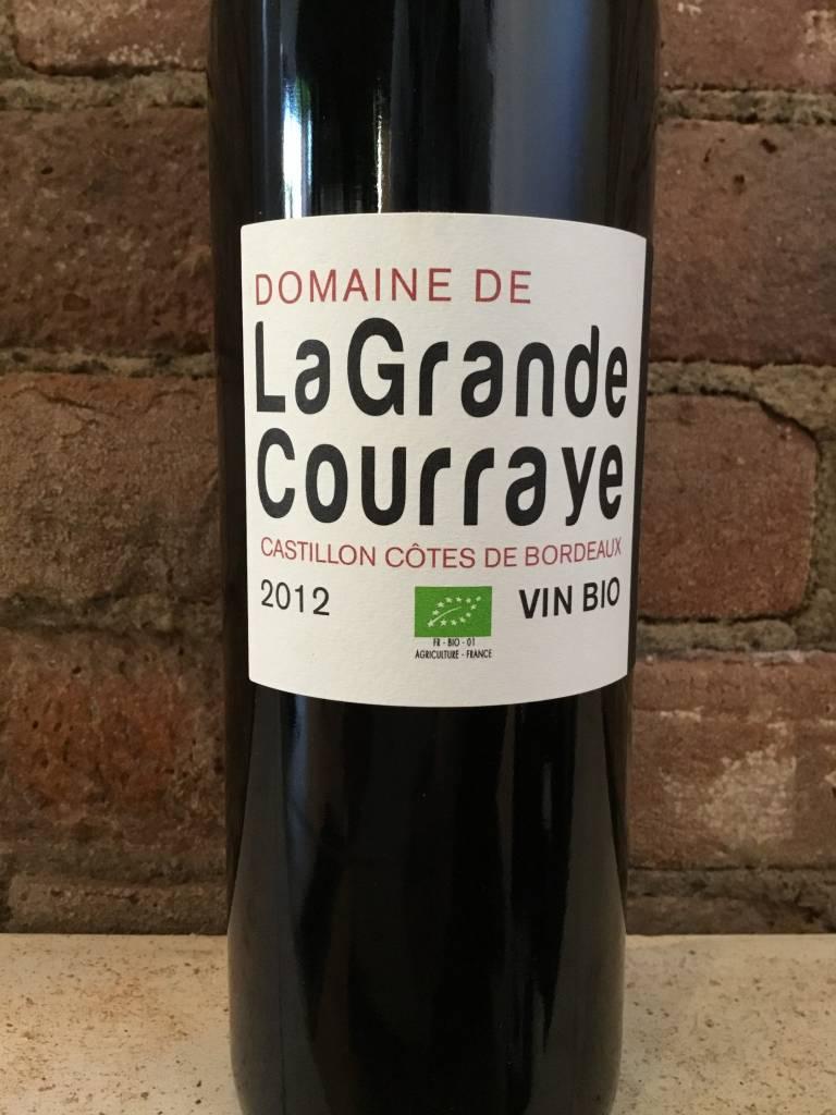 2012 Grande Castillon Courraye Cotes de Bordeaux, 750ml