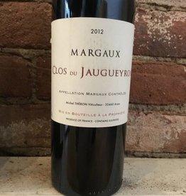 2012 Clos du Jaugueyron Margaux, 750ml