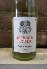 2016 Selbach Oster Pinot Blanc, 750ml