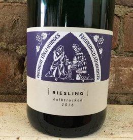 2016 Minges Riesling Halbtrocken, 1L