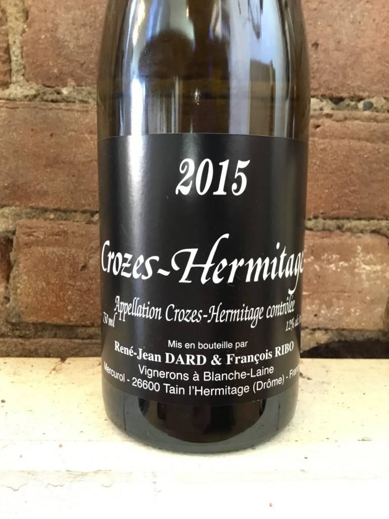 2015 Dard et Ribo Crozes Hermitage Blanc, 750ml