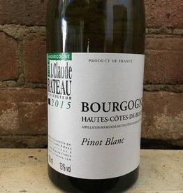 2015 Jean-Claude Rateau Hautes Cotes de Beaune Pinot Blanc, 750ml