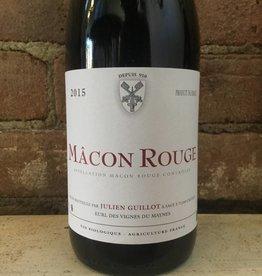 2015 Julien Guillot Clos des Vignes du Maynes Macon Rouge,750ml