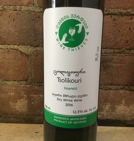 2016 Wines Thieves Tsolikouri Obcha,750ml