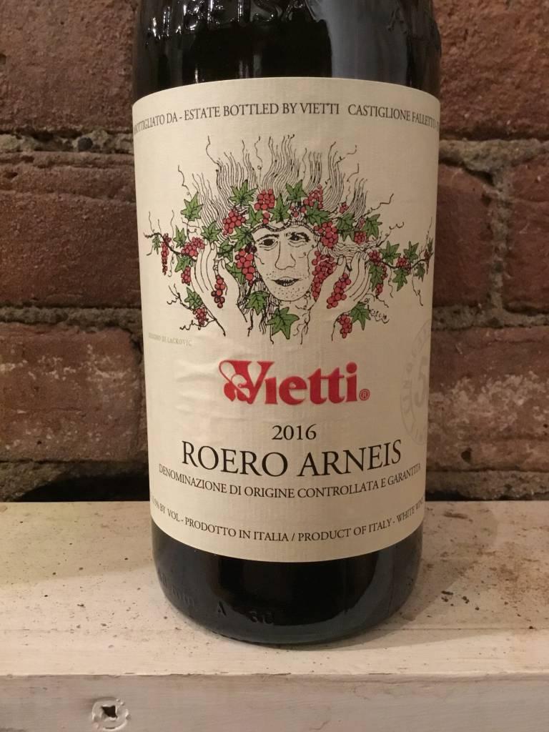 """2016 Vietti """"Roero"""" Arneis, 750ml"""