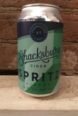 Shacksbury Ginger Spritz Cider, 12oz Can