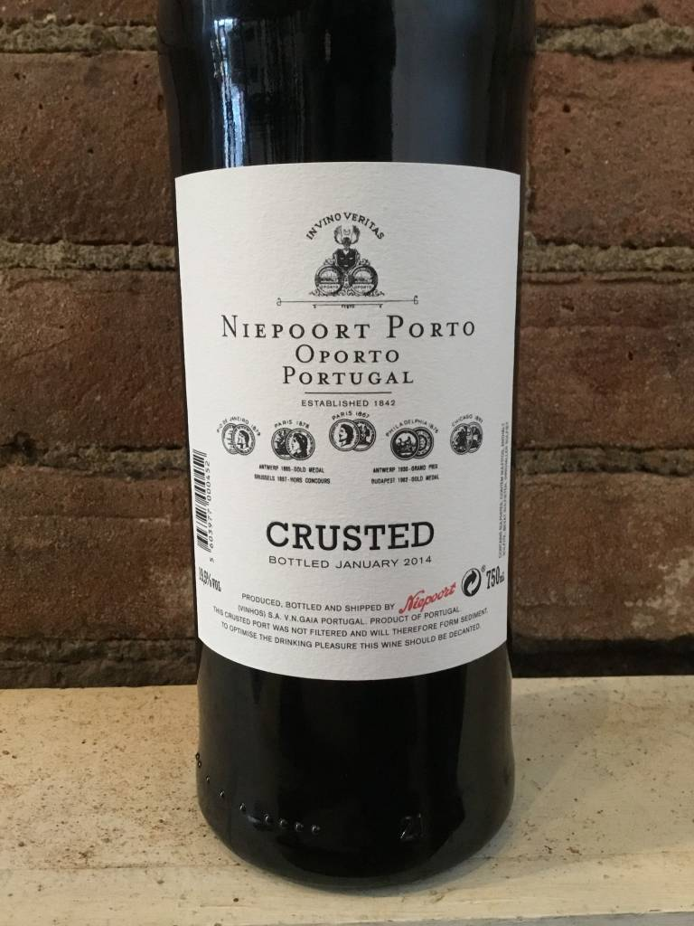 NV Niepoort Crusted Port, 750ml